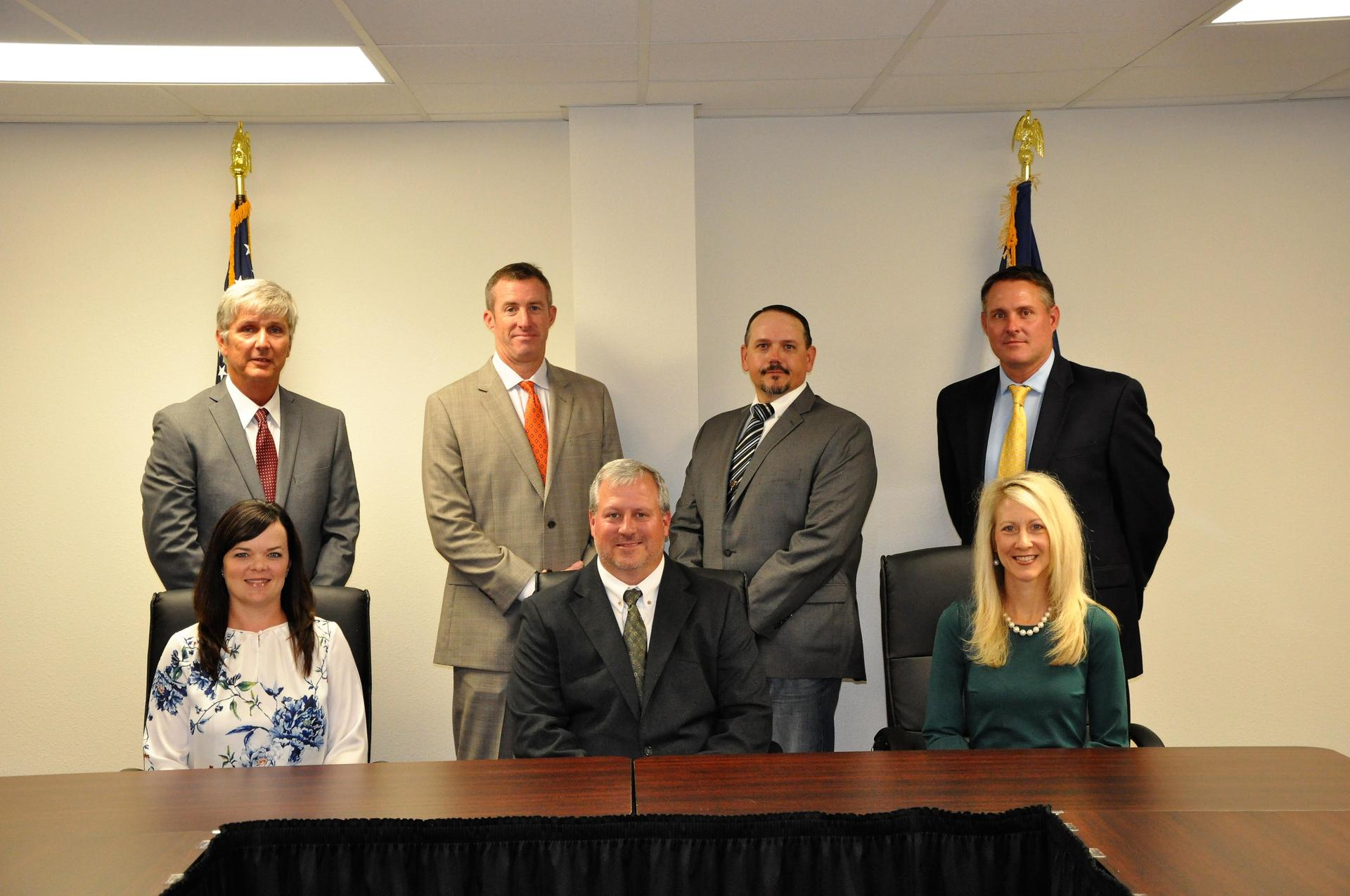 Canton ISD School Board Members