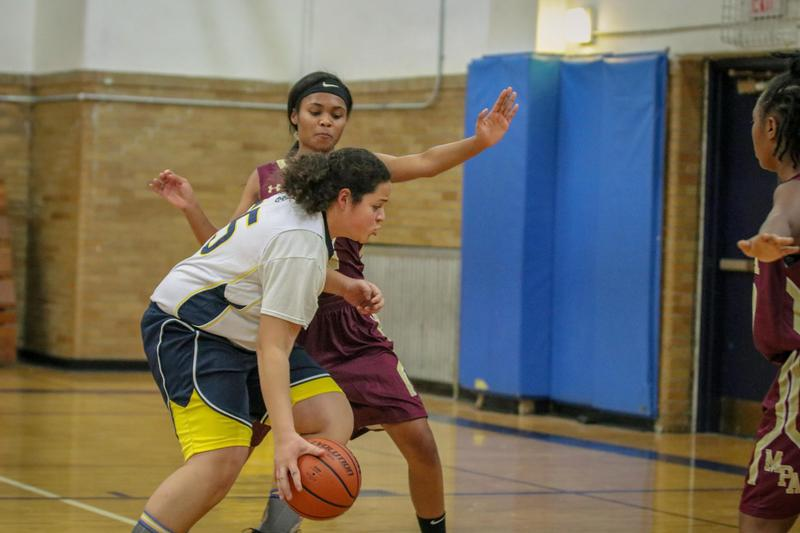 Girls' Varsity Basketball Round-Up Featured Photo