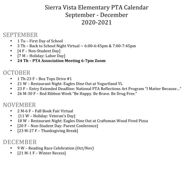September-December