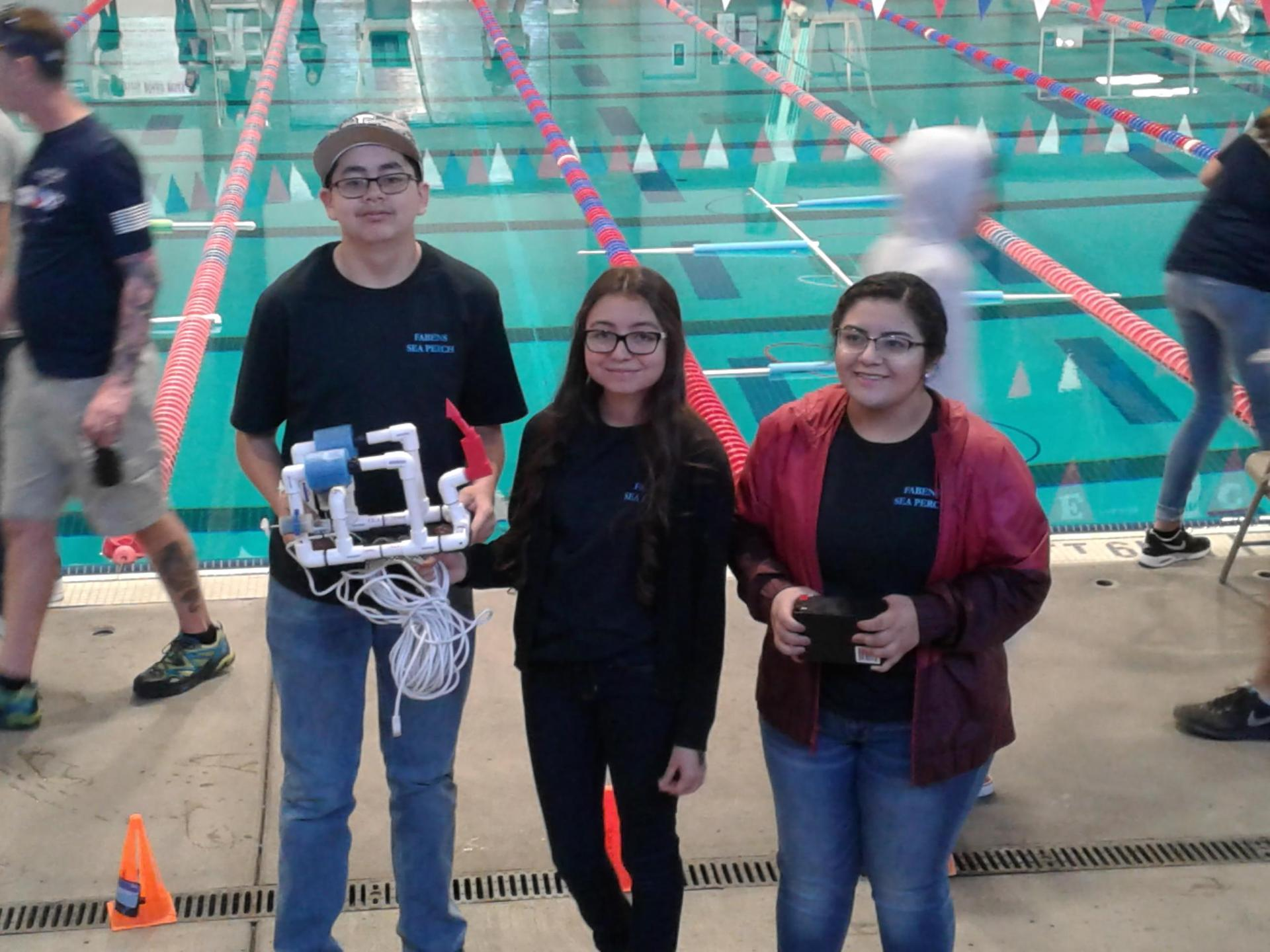 2018 Great Southwest Regional SeaPerch Competition