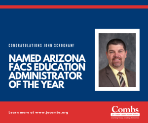 FACS Ed Administrator of the Year