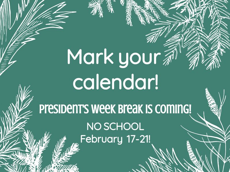 Presidents' Week Featured Photo