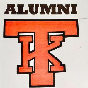 The Thornapple Kellogg Alumni Association logo.