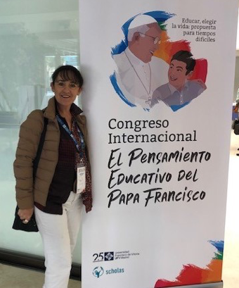 La Red de Colegios Semper Altius presente en el Congreso Internacional sobre el Pensamiento Educativo del Papa Francisco Featured Photo