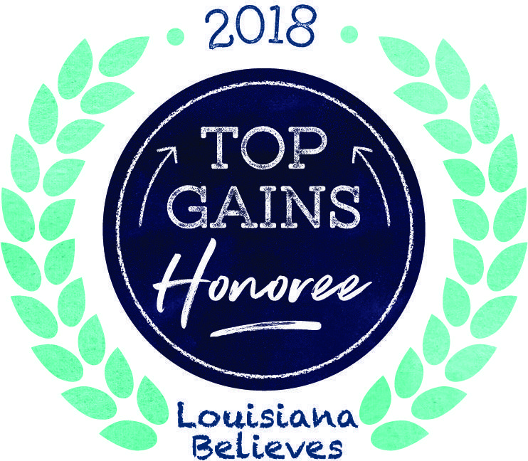 2018 Top Gains Honoree