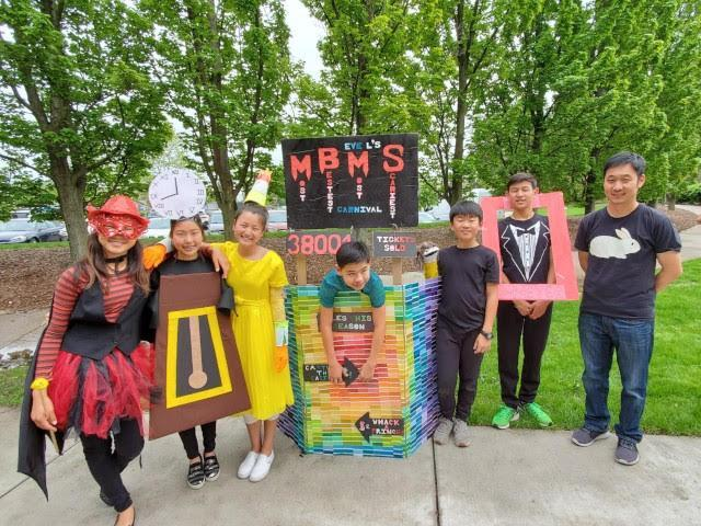 MBUSD Scores Success at Odyssey of the Mind World Finals! Thumbnail Image