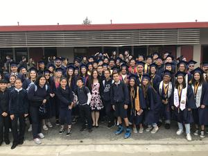 SEMHS Class of 2019 Visit DLS