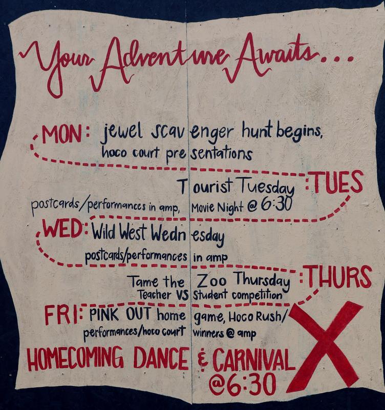 HOMECOMING WEEK! Thumbnail Image