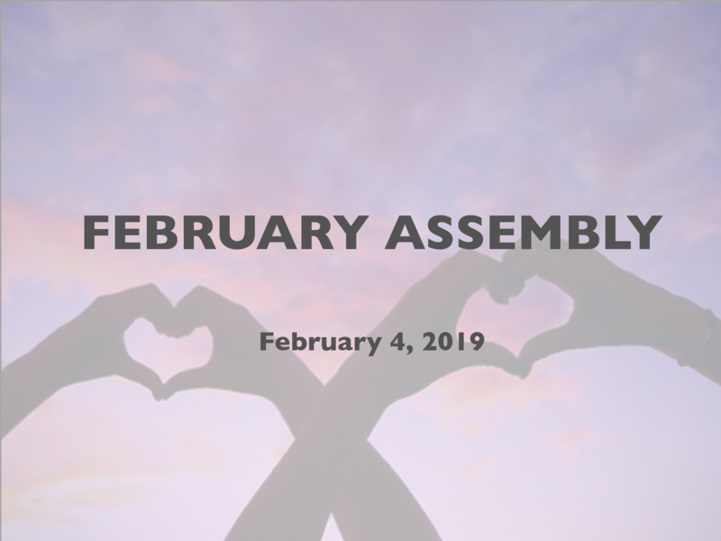 February Assembly Slides Featured Photo