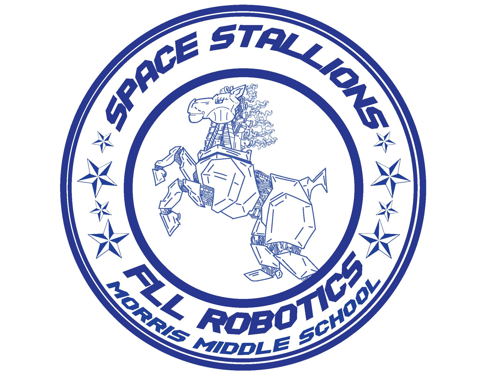space stallions logo