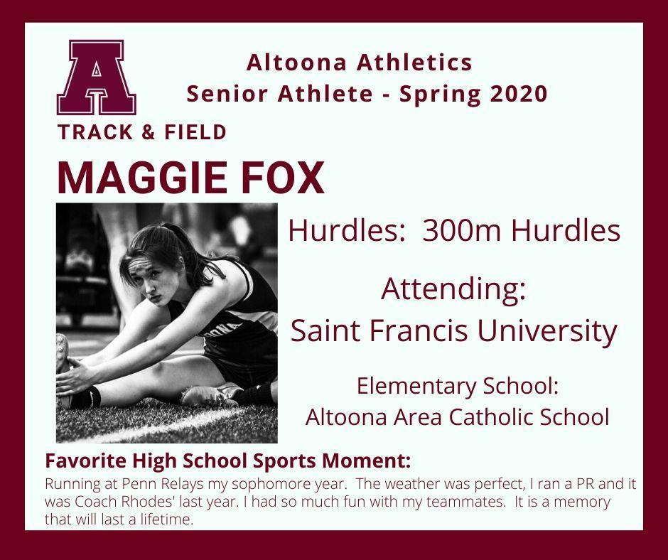 Maggie Fox