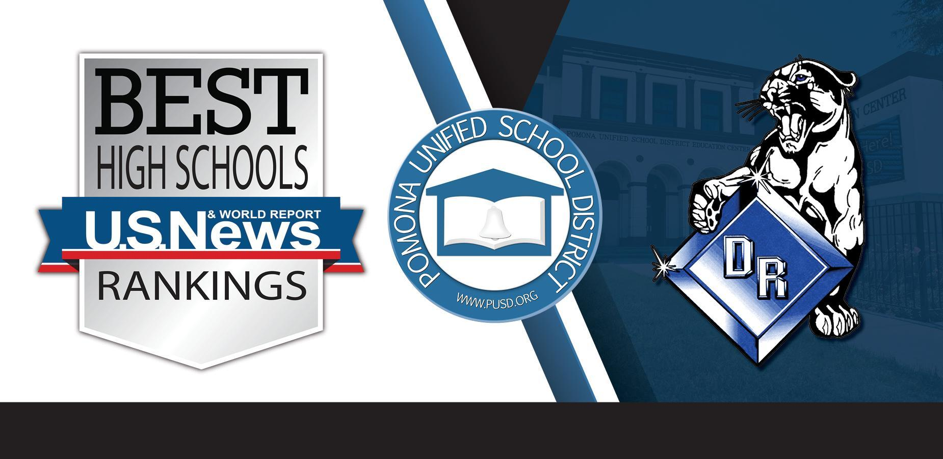 Us news and world report best high schools 2020