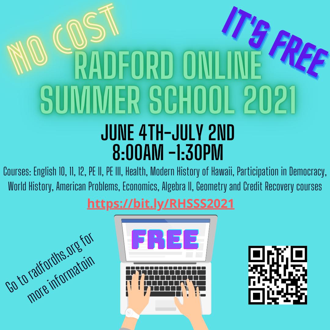 summer school post update 4-19-21