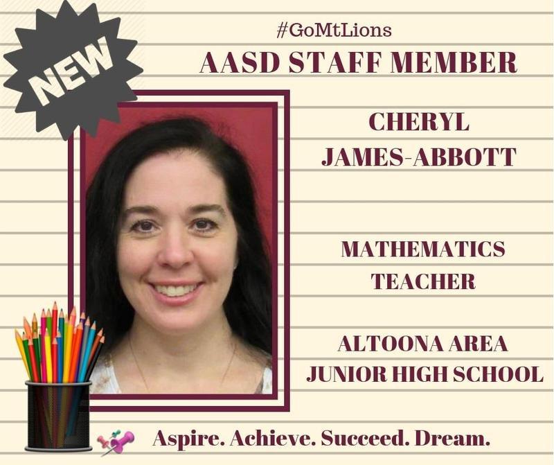 AASD Welcomes Cheryl James-Abbott Thumbnail Image