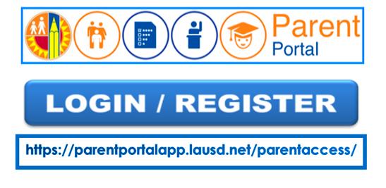 LAUSD Parent Portal