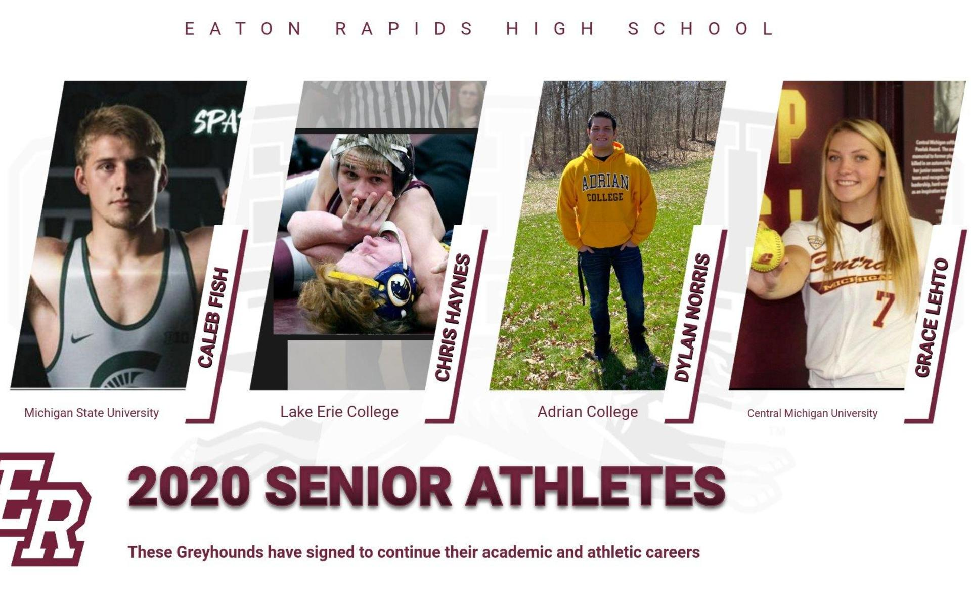 Senior Athletes photo