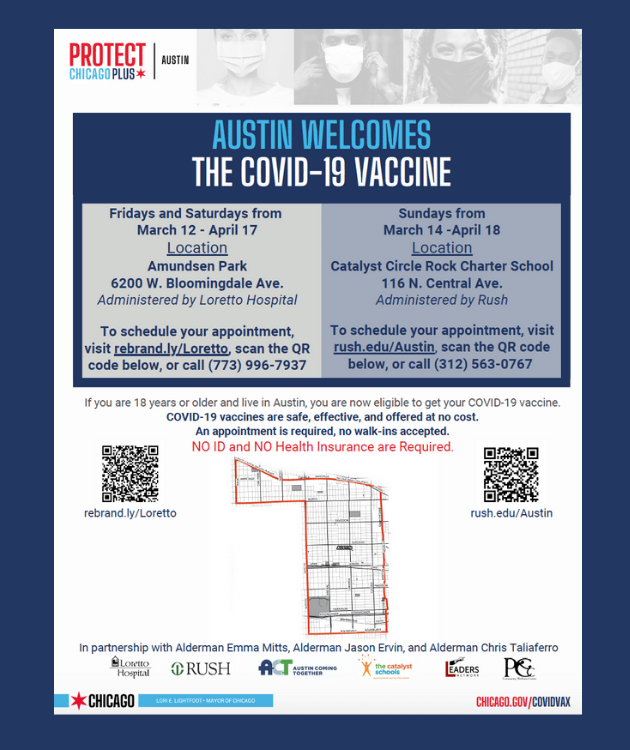Austin COVID-19 Vaccine Info linked above