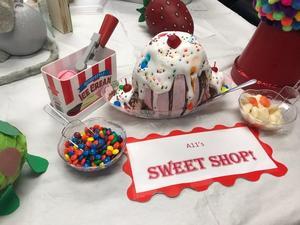 The Sweet Shop pumpkin decorating