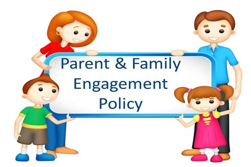 parent and family engagement policy