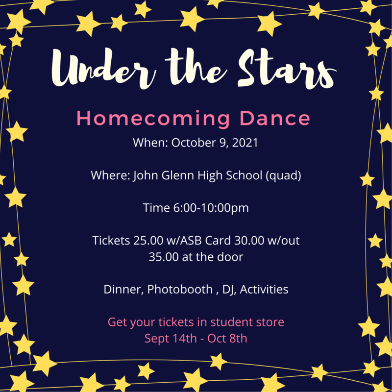 Homecoming Dance Tickets On Sale Now! Featured Photo