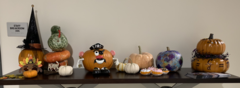 Adult School Pumpkin Competition