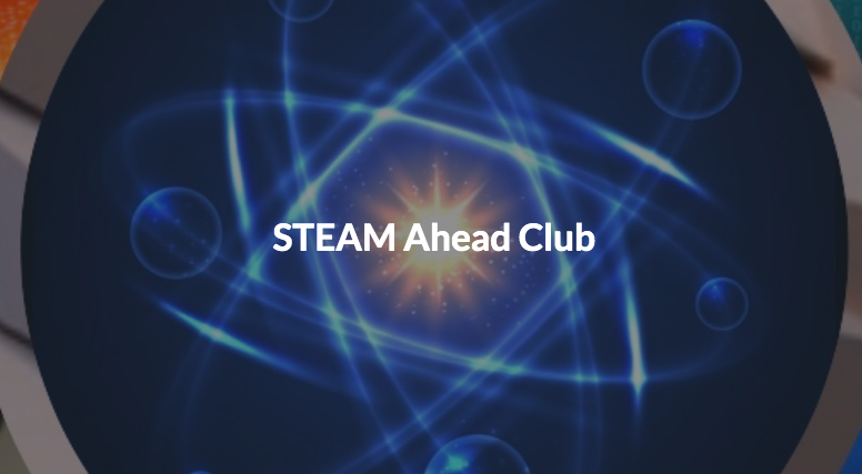 Check out the STEAM Ahead's Club Webpage for Halloween Ideas.