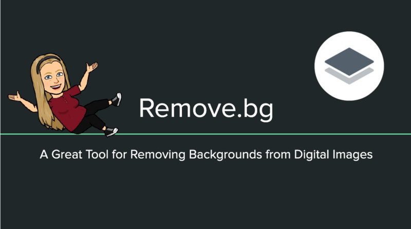 Removing Backgrounds