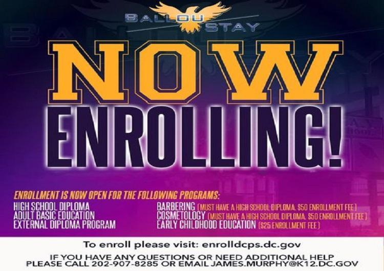 ENROLL TODAY! Featured Photo