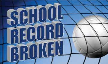 volleyball record
