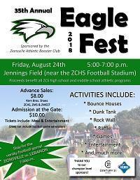 Eagle Fest Flyer