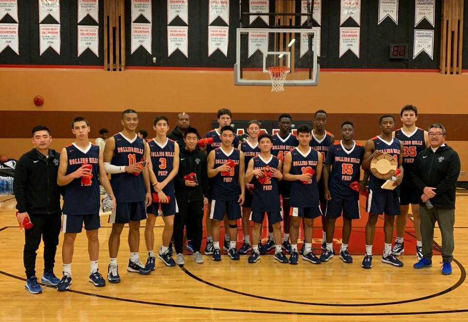 Varsity Boys' Basketball in Canada