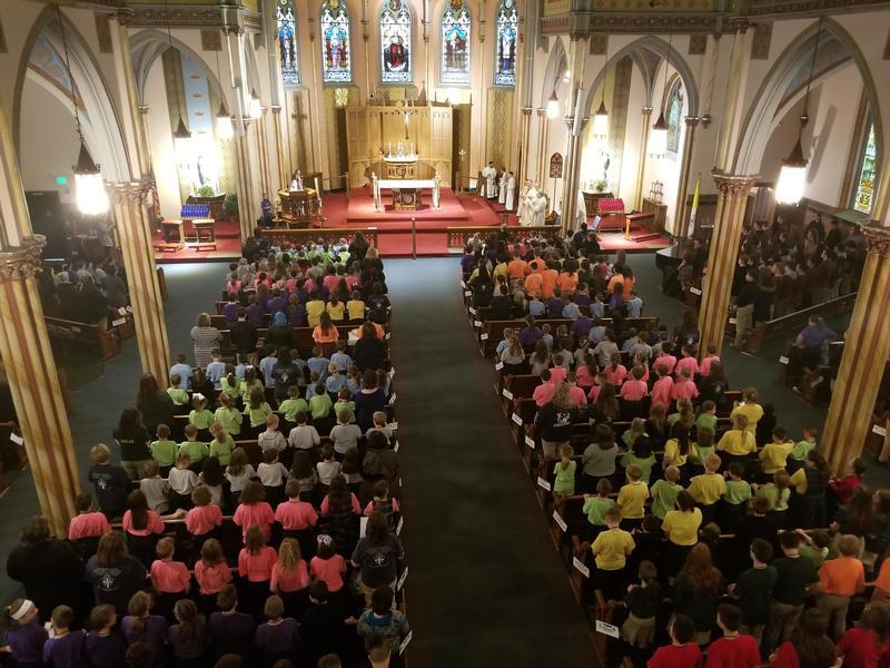 Catholic Schools Week Featured Photo
