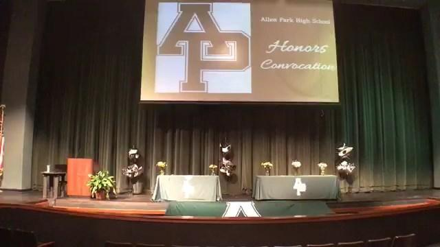 APHS Convocation