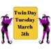 Twinning Tuesday