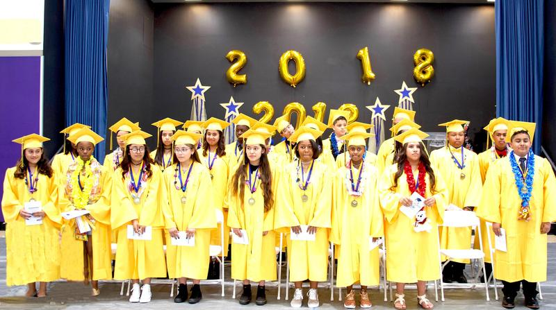 2018 Graduating Class at Today's Fresh Start