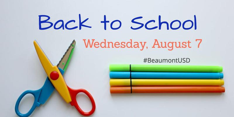 Back to School, Wednesday, August 7 scissors and colored pens