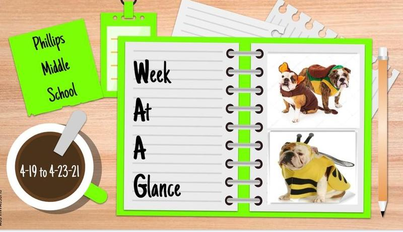 Bulldog Week At A Glance ! Featured Photo