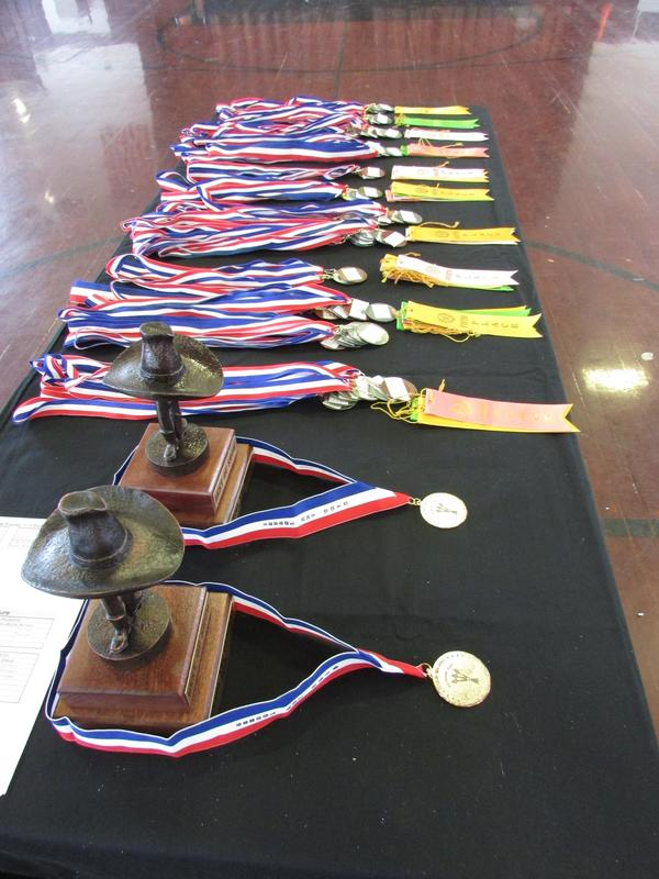 U.I.L. Awards and Rodeo Entries Featured Photo