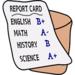 Cartoon Report Card