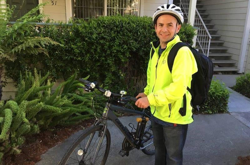 Santa Clara's 2019 Bike Commuter of the Year is our very own Marc Graci!!! Featured Photo