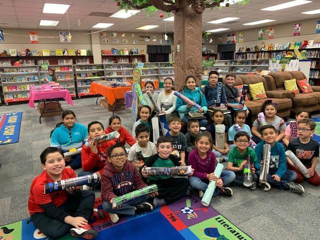 Spring Book Fair winners