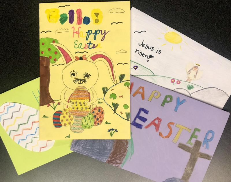 Easter Cards Needed Thumbnail Image