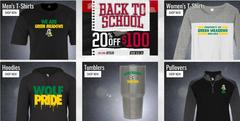 Back to School Gear Promo Code BTS19