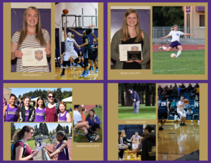 Collage of collage of alumni assistant coaches