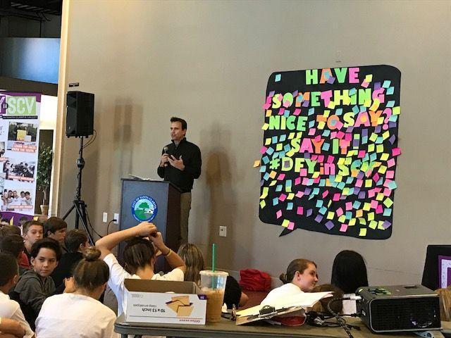 Mayor Youth Summit