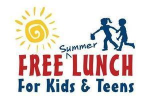 Free lunch for kids and teens!