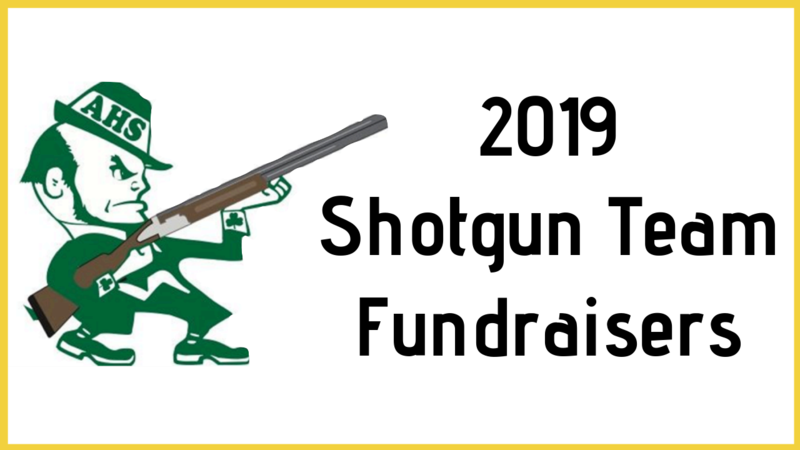 Shotgun Team Fundraisers