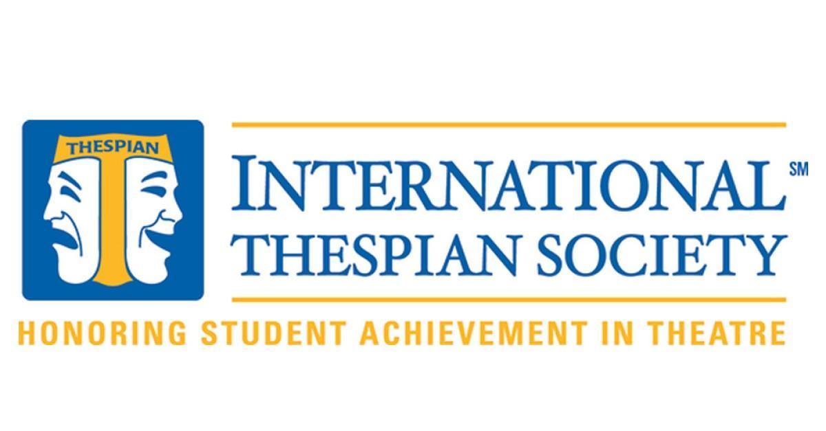 CHS Thespian Society Logo