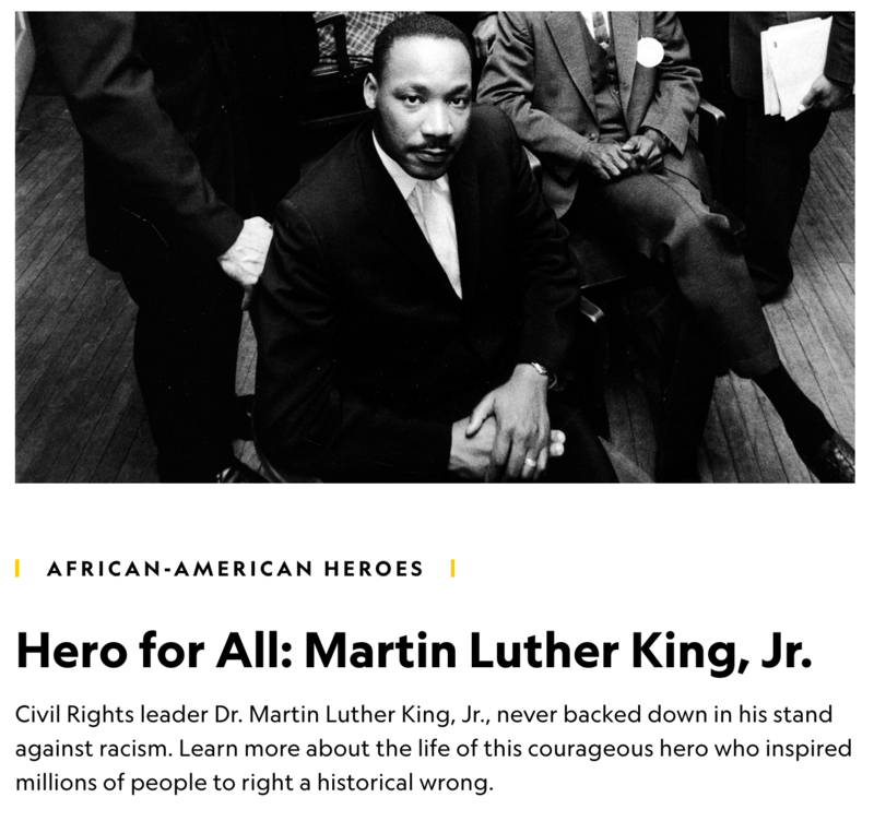Hero for All: Martin Luther King, Jr. (Biography) Featured Photo