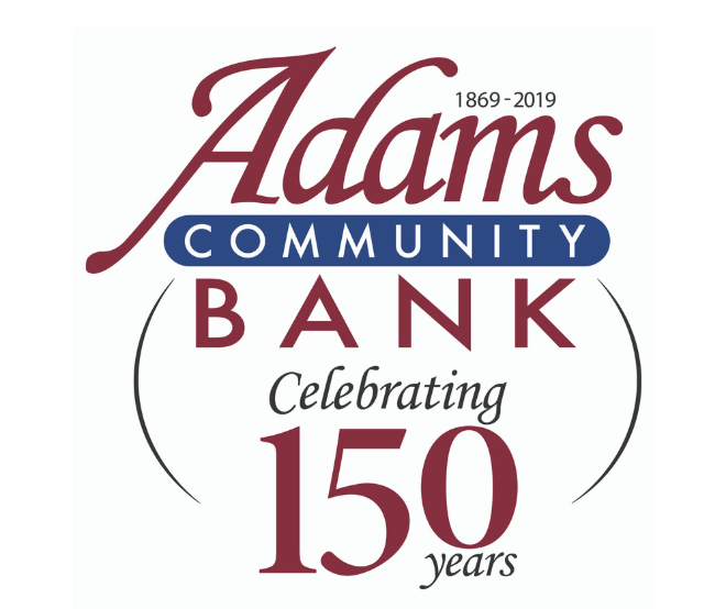Adams Community Bank, Get BART Smart sponsor 2019